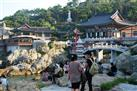 Best of Busan With Yonggungsa Temple, Yongdusan Park and Dongbaek Island