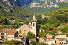 The Hilltop Town and Monastery of Valldemossa